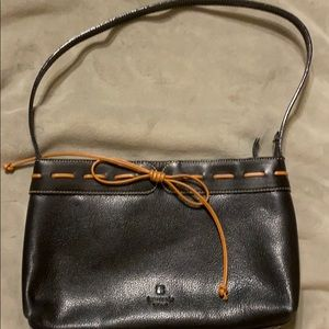 Black with Tan Kate Spade Purse